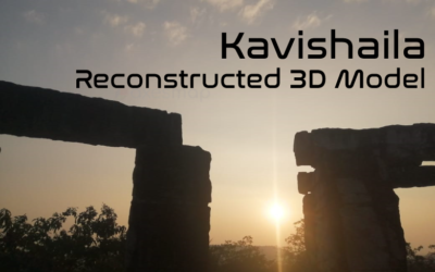 Kavishaila – The place of Kuvempu in 3D as Digital Heritage